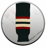 Minnesota Wild Knit Socks