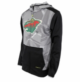 Minnesota Wild Reebok Center Ice TNT Sr. Full Zip Hoody