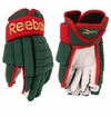 Minnesota Wild Reebok Pro Stock Hockey Gloves