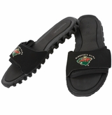 Minnesota Wild Reebok ZigNano Men's Slide Sandals