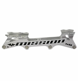 Mission Aluminum Alloy Vanguard Chassis Set - Chrome