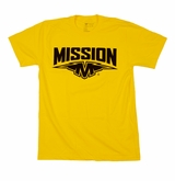 Mission Corporate Sr. Short Sleeve Tee Shirt