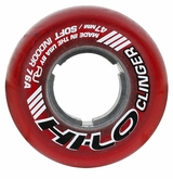 Mission Hi-Lo Clinger Soft Indoor 76A Roller Hockey Wheel