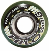 Mission Hi-Lo Court Soft Inline Goalie Hockey Wheel
