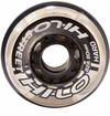 Mission Hi-Lo Street Outdoor 82A Roller Hockey Wheel � Clear