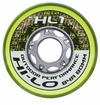 Mission HL:1 Outdoor 84A Inline Hockey Wheel - Green