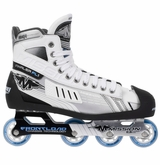 Mission Inhaler FL:1 Sr. Inline Hockey Goalie Skates