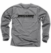 Mission Old School Long Sleeve T-Shirt