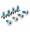Mission Roller Round Bolt - 8 Pack