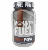 Monkey Fuel HIGHPOW High Protein Powder - Chocolate