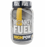 Monkey Fuel HIGHPOW High Protein Powder - Vanilla