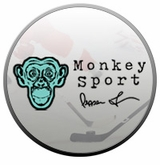 Monkey Sport Adult Sweatshirts