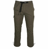 Monkey Sport by Pepper Foster - Snowplow Adult Pants (Dark Olive)
