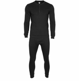 Monkey Sport by Pepper Foster - Adult Thermal Set (Black)