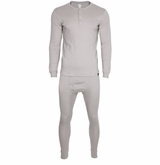 Monkey Sport by Pepper Foster - Adult Thermal Set (Grey)