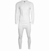 Monkey Sport by Pepper Foster - Adult Thermal Set (White)