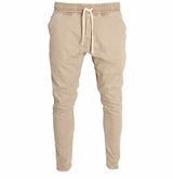 Monkey Sport by Pepper Foster - Woven Joggers Adult Pant (Camel)