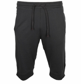 Monkey Sport by Pepper Foster - Half Time Adult Short (Black)