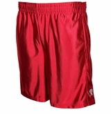 Monkey Sport by Pepper Foster - Jordan's Adult Short (Red)