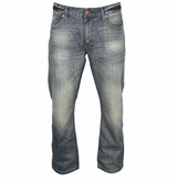 Monkey Sport by Pepper Foster - Relaxed Fit Vintage Denim Jeans - Men