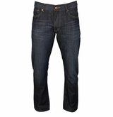 Monkey Sport by Pepper Foster - Slim Fit Rinse Denim Jeans - Men
