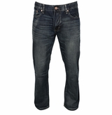 Monkey Sport by Pepper Foster - Slim Fit Tinted Denim Jeans - Men