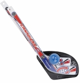 Montreal Canadiens 1 On 1 Mini V2 Hockey Stick Set