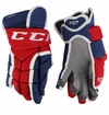 Montreal Canadiens CCM 10K Pro Stock Hockey Gloves - Finley