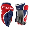 Montreal Canadiens CCM 12 Pro Stock Hockey Gloves - Desharnals #51