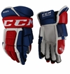Montreal Canadiens CCM 3 Pro Stock Hockey Gloves - Pateryn