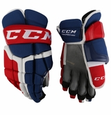 Montreal Canadiens CCM 50X Pro Stock Hockey Gloves