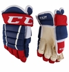 Montreal Canadiens CCM 97X Pro Stock Hockey Gloves