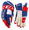 Montreal Canadiens CCM 97XP Pro Stock Hockey Gloves