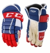Montreal Canadiens CCM HG97 Pro Stock Hockey Gloves