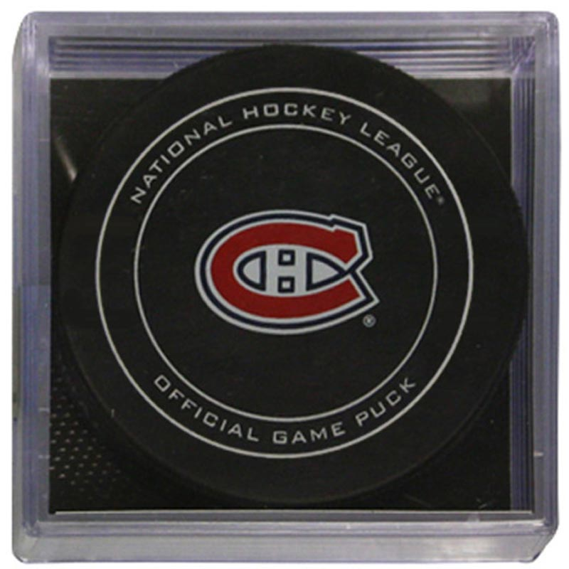 sherwood novelty official game puck
