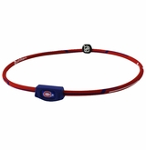 Montreal Canadiens Phiten Titanium Necklace