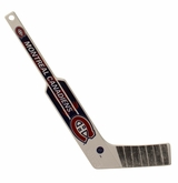 Montreal Canadiens Plastic Mini Goalie Stick