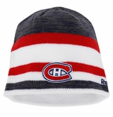 Montreal Canadiens Reebok Center Ice Men's Team Knit Beanie