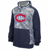 Montreal Canadiens Reebok Center Ice TNT Sr. Full Zip Hoody