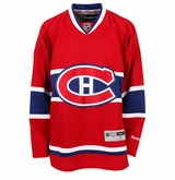 Montreal Canadiens Reebok Edge Premier Youth Hockey Jersey