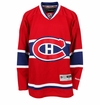 Montreal Canadiens Reebok Edge Jr. Premier Crested Hockey Jersey