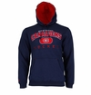 Montreal Canadiens Reebok Face-Off Playbook Sr. Pullover Hoody