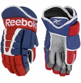 Montreal Canadiens Reebok HG95 Pro Stock Hockey Gloves