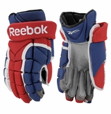 Montreal Canadiens Reebok Pro Stock 11K Hockey Gloves