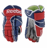 Montreal Canadiens Reebok Pro Stock HG90 Hockey Gloves