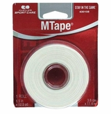 Mueller M-Tape Athletic 1.5in. x 12.5 yd. Tape - White