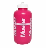 Mueller Pink Water Bottle w/ Pull Top