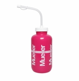 Mueller Pink Water Bottle w/ Straw