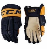 Nashville Predators CCM 3 Pro Stock Hockey Gloves - Jones