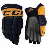 Nashville Predators CCM 3 Pro Stock Hockey Gloves - Josi